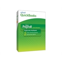 Intuit QuickBooks Payroll Basic 2014 - Subscription package ( 1 year ) - 1 user - Win