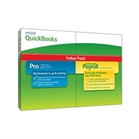 Intuit QuickBooks Pro 2014 - License and media - 1 user - OEM - CD - Win - with Enhanced Payroll 2014