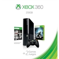 Microsoft Corporation Microsoft Xbox 360 250 GB Holiday Value Bundle - Includes Halo 4 & Tomb Raider