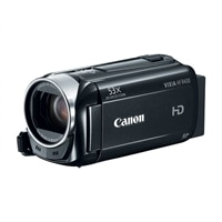 Canon Canon VIXIA HF R400 - Camcorder - High Definition - 3.28 Mpix - 32 x optical zoom - flash card