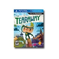SONY ENTERTAINMENT Pre Order Tearaway for PlayStation Vita Available November 22 2013 - Complete package - 1 user