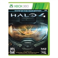 Microsoft Corporation Halo 4 Game of the Year Edition - Xbox 360