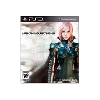 SQUARE ENIX Pre Order Lightning Returns Final Fantasy XIII - PS3 Available February 11 2014