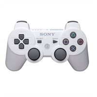 SONY ENTERTAINMENT Playstation DualShock 3 Wireless Controller - White