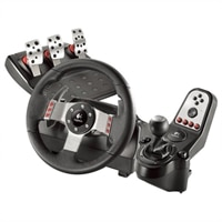 Logitech Logitech G27 Racing Wheel - Wheel, pedals and gear shift lever set - 16 button(s) - for PS3