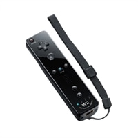 Nintendo Nintendo Wii Remote Plus - Black