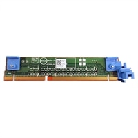 Dell R630 PCIe Riser for up to 1, x8 PCIe Slots + 1, x16 PCIe Slots for x8, 2 PCIe Chassis with 1 Processors