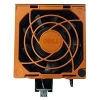 CARR, MID, STD, ventilátorů, T640, zákaznická sada