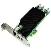 Dell Tera2 PCoIP vzdialeného prístupu Hostitelská karta pro dva displeje - celú výšku