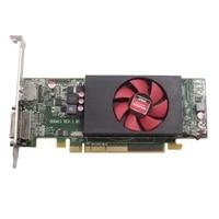 AMD Radeon R5 240 - Grafická karta - Radeon R5 240 - 1 GB - DVI, DisplayPort - pro OptiPlex 7020 (MT), 9020 (mikro), XE2 (MT)