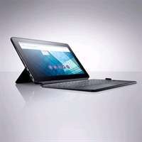 Tenká klávesnice k notebooku Dell Latitude 11 - americký mezinárodní (QWERTY)