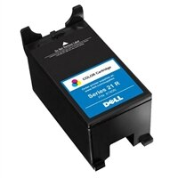 Dell - V313, V313W, P513w, V515w, P713w, V715w- standardní kapacitou kazeta s barevným inkoustem