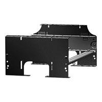 APC - Open bottom cable trough - černá