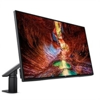 Dell UltraSharp 27 Infinity Edge-skærm med holder : U2717DA