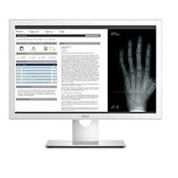 Dell 24 skærm til medicinsk gennemsyn - MR2416 hvid