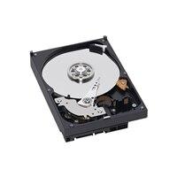 Harddisk: 500 GB  SATA (7.200 omdr./min.) harddisk