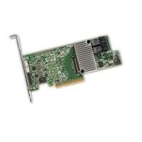 MegaRAID SAS 9361-8i 12Gb/s PCIe SATA/SAS HW RAID 0,1,5,10 controller - 1GB cache