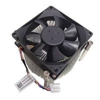 CPU-køleplade