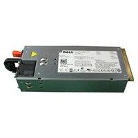 Single, Hot-plug Strømforsyning (1+0), 1100 watt ,CusKit