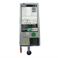 strømforsyning, Ikke-redundant, 2000 watt, Cuskit