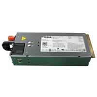 Single, Hot-plug strømforsyning (1+0), 750 Watt, CusKit