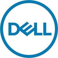 Dell Omni Path Fabric Passive Copper Direct-tilsluttede kobberkabler QSFP28 - QSFP28, 3 meter, UL1581, kundesæt