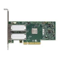 Dell Mellanox Connect X3 Dual porte 10 Gb QSFP Ethernet-netværksserveradapter  med lav profil