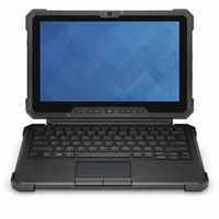 Dell IP65 Keyboard with Kickstand for the Latitude 12 Rugged Tablet - Pan-Nordic
