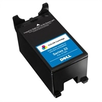 Dell engangsbrug V313/V313w-farveblækpatron med høj kapacitet (sæt)