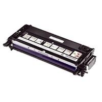 Dell 3130cn & 3130cdn Sort tonerpatron med standardkapacitet -  4000 siders