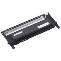 Dell 1235cn Sort tonerpatron med standardkapacitet -  1500 siders