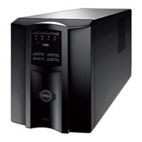 Dell Smart-UPS 1500VA LCD - UPS - AC 230 V - 1000-watt - 1500 VA - RS-232, USB - output-stikforbindelser: 8 - sort