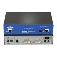 Avocent - Rack-monteringspakke - 19-tomme - for HMX 5000, 6000