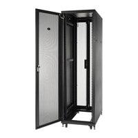 APC NetShelter SV - Rack - cabinet - sort - 42U - 19-tomme