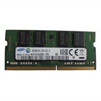 Dell hukommelsesopgradering - 8GB - 2RX8 DDR4 SODIMM 2133MHz