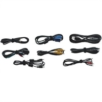 Ersatzkabel-Einbausatz für Dell Projektor (VGA, Composite, S-Video, VGA zu Komponente, Audio und USB)