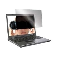 "Targus Privacy Screen 15.4"" Widescreen - Notebook-Privacy-Filter - Schwarz, durchsichtig"