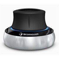 3Dconnexion SpaceNavigator - 3D mouse - 2 Tasten - verkabelt - USB
