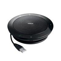 Jabra SPEAK 510 MS - USB-VoIP-Desktop-Freisprecheinrichtung - drahtlos - Bluetooth 2.0