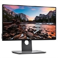 Dell UltraSharp InfinityEdge Monitor (24 Zoll) - U2417H Schwarz