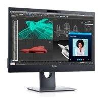 Dell 24-Zoll-Monitor für Videokonferenzen : P2418HZM