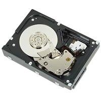 Dell SAS Self-Encrypting 12Gbps 2.5' Hot plug Festplatte Hybrid Carrier FIPS140-2 mit 10,000 1/min – 1.2 TB