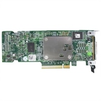 Dell PERC H830 RAID Adapter für Extern MD14XX Only, 2 Gbit/s NV-Cache, Low-Profile, kundenpaket