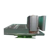 2U CPU Kühlkörper für PowerEdge R730 without GPU, or PowerEdge R730x, Kit
