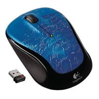 Logitech® Wireless Mouse M325 - Blue (Indigo Scroll)