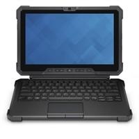 Dell Tastaturabdeckung mit Ständer für den Latitude 12 Rugged Tablet-PC  - French