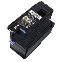 Tonerkassette Schwarz mit Standardkapazität für Dell-Farbdrucker C1660w (1250 Seiten)
