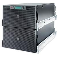 APC Smart-UPS RT - USV ( Rack - einbaufähig ) - Wechselstrom 220/230/240 V - 12 kW - 15000 VA - Ethernet 10/100, RS-232 - 10 Ausgangsstecker - 12U