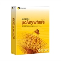 Symantec pcAnywhere Host & Remote - (V. 12.5) - Full Package Product - 1 Benutzer - CD - Linux, Win, Mac - Englisch - 336,76€