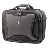 Mobile Edge Alienware Orion Messenger - Notebook-Tasche - 43.9 cm (17.3) - Schwarz